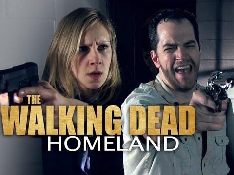 Le mashup The Walking Dead / Homeland