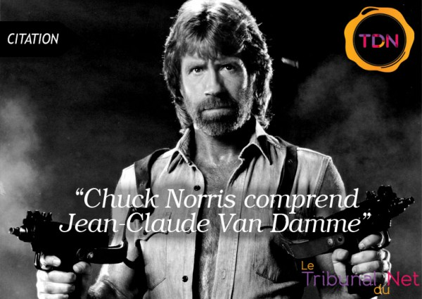Citation du jour : Chu...