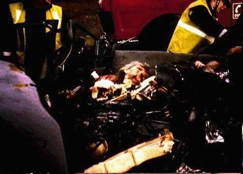 Princess Diana Death | Car Interior Design