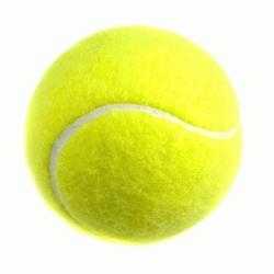 diametre balle de tennis