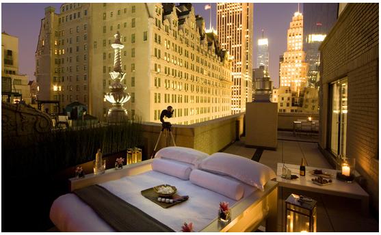 hôtel de luxe 22