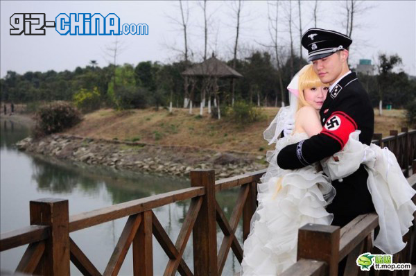 chinese-cosplay-nazi-wedding