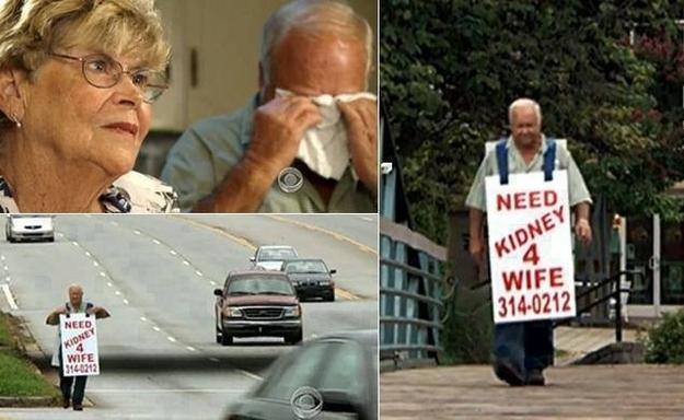 Femme cherche donneur