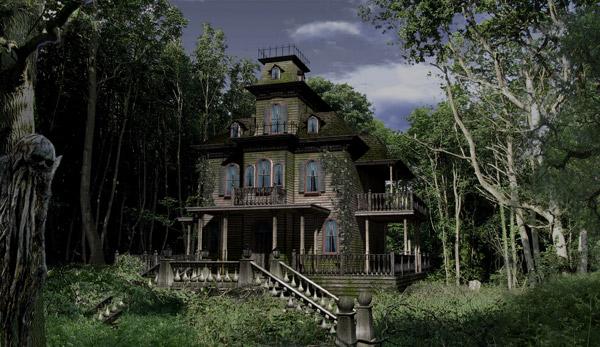 maison hantee visite