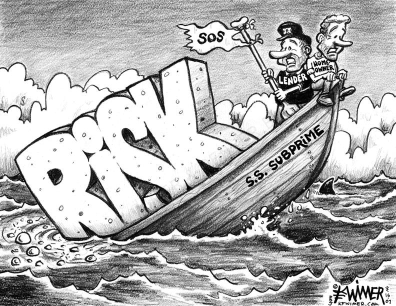 risks subprime