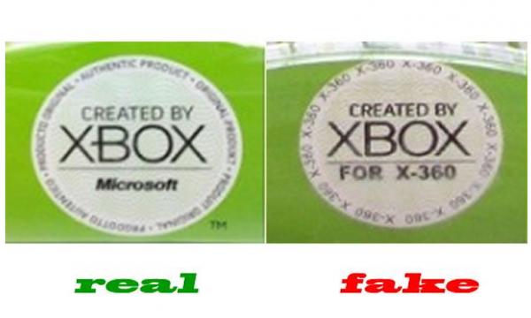 the-logo-on-the-fake-says-for-x-360-instead-of-microsoft-the-fonts-look-different-and-the-box-has-a-spelling-error-a-warning-on-
