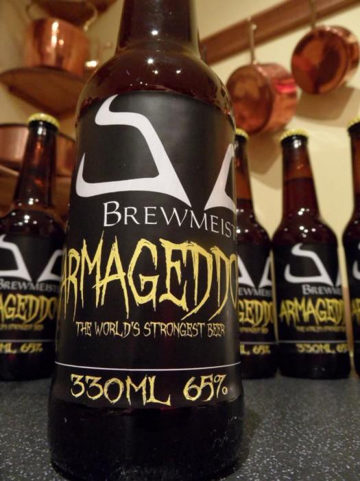 Biere Les Plus Forte on vous présente la snake venom, la bière la plus forte du monde !