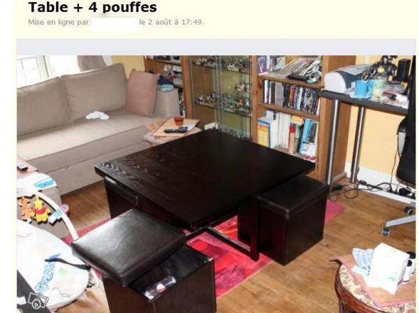 Le bon coin les pires annonces 1 for Le bon coin art de la table
