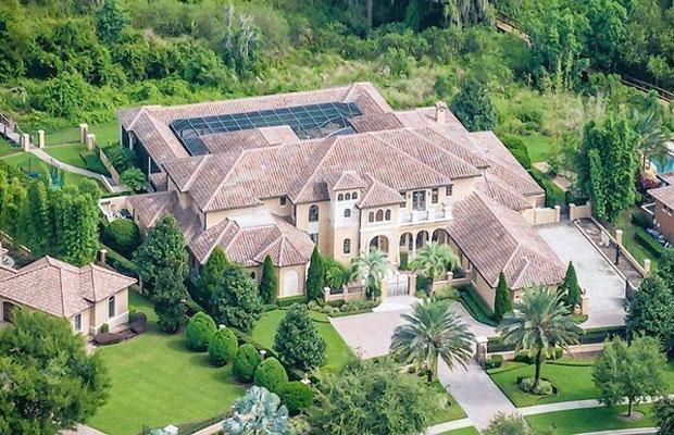 Sportifs qui a la maison la plus belel et plus luxueuse - Photo de la plus grande maison du monde ...