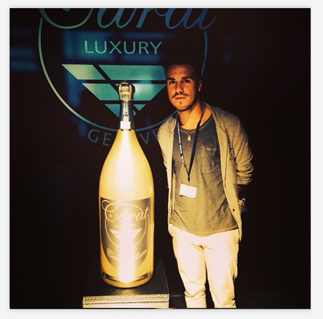champagne 30 litres