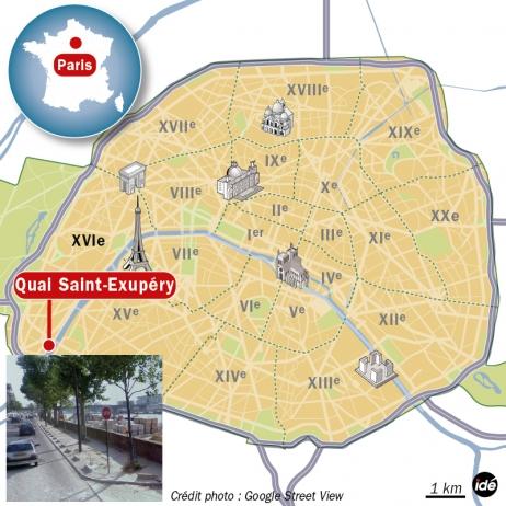 Le saviez vous 155 il n 39 y a qu 39 un seul panneau stop paris - Combien de panneau stop a paris ...