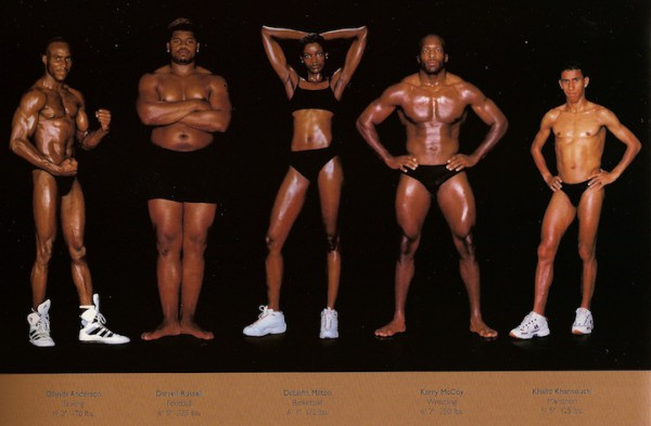 le corps sportif