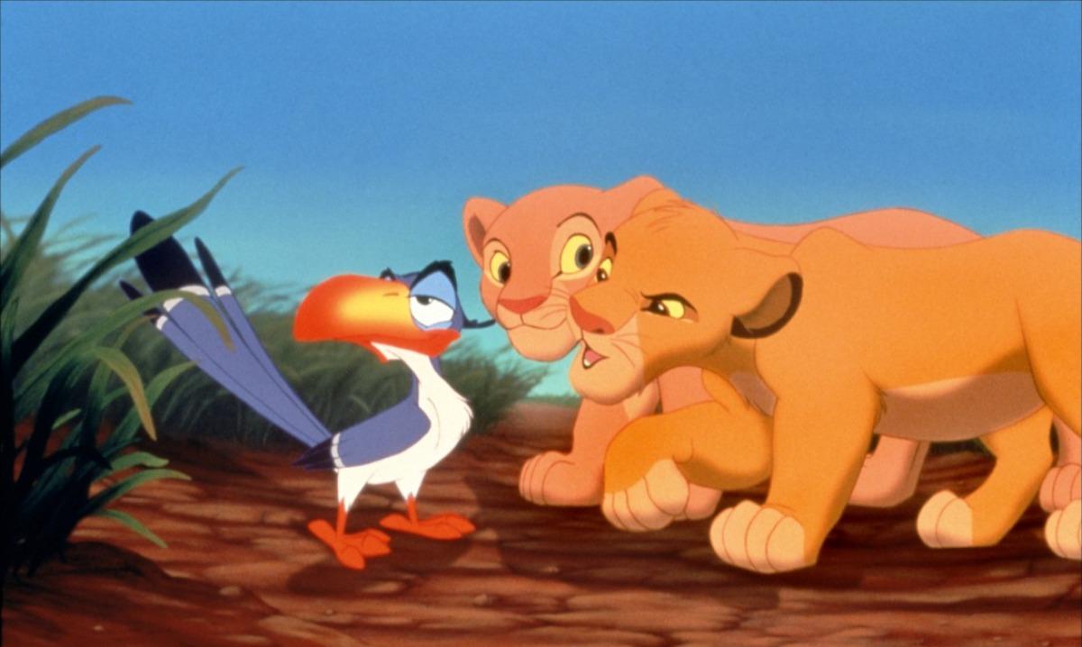 Quand greenpeace utilise disney pour sensibiliser l - Voir le roi lion ...