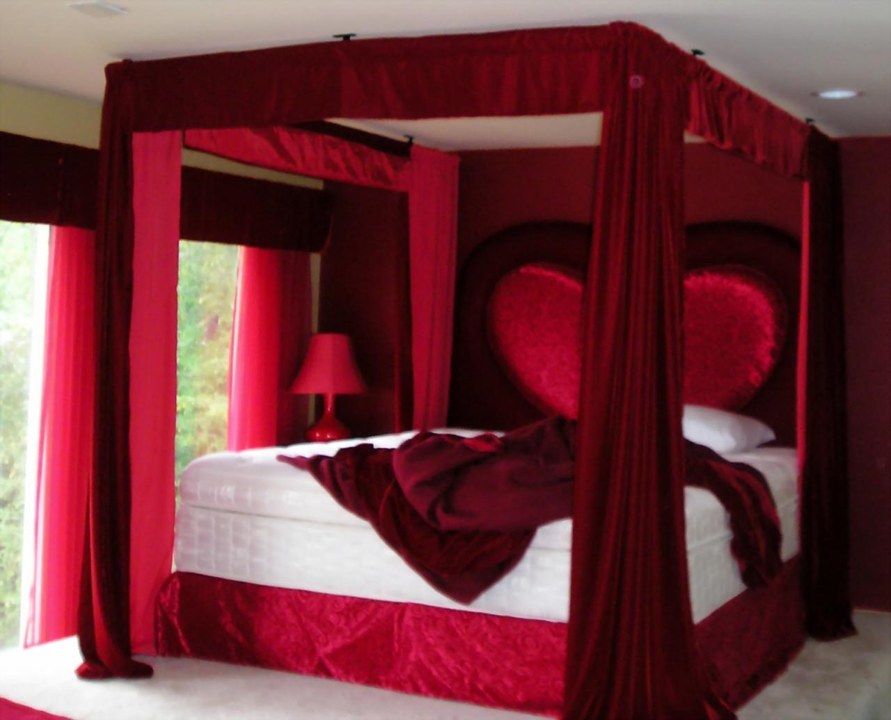 Le saviez vous 273 la couleur de votre chambre pourrait for Love bedroom photo