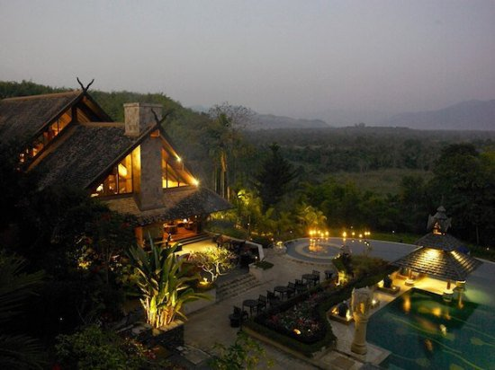 Anantara Golden Triangle Elephant Camp and Resort, Thaïlande