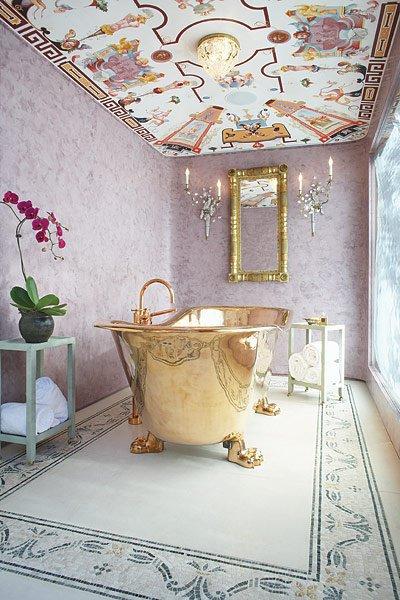 les 10 baignoires dans lesquelles ont aimerait prendre un bain. Black Bedroom Furniture Sets. Home Design Ideas