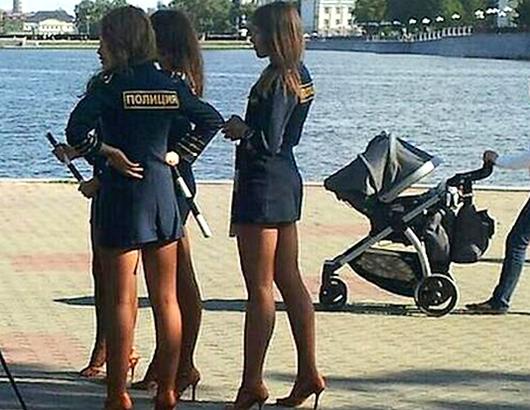 Sexe de rue russe