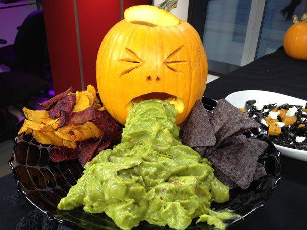 20 id es repas pour halloween - Idees pour halloween ...
