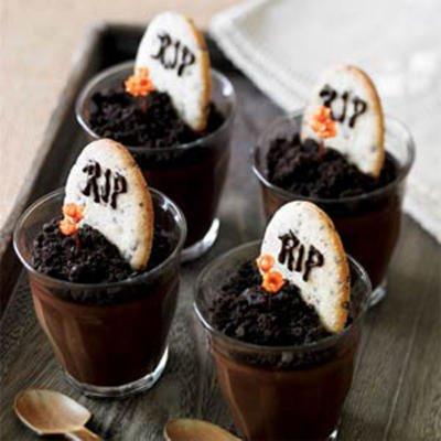 20 idées repas pour Halloween