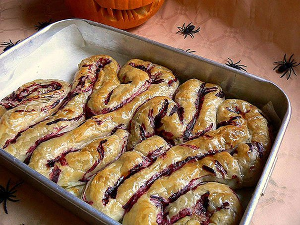 20 Id Es Repas Pour Halloween
