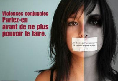 maltraitance femme battue