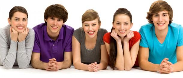 Groupe de jeunes gens, jeunes Tlcharger des Photos