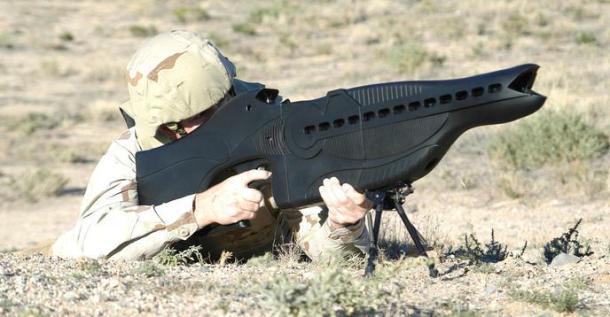 Arme Prototype 10 armes aussi puissantes qu'originales (la 8ème est vraiment la