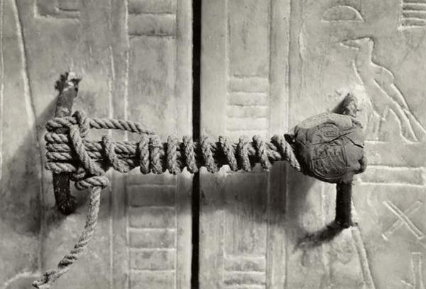 Tombe de Toutankhamon (1922)