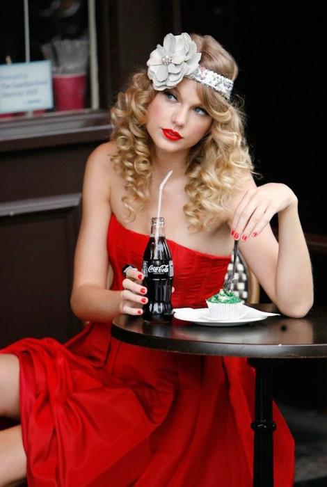 En vous lavant les cheveux avec du Coca-Cola, vous donnerez plus de ressort à vos boucles