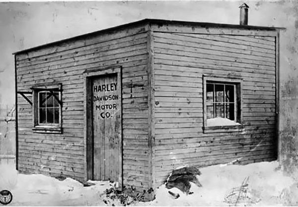 Première entreprise HD (1903)