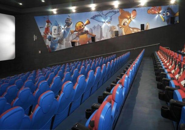 Cinema City Leiria, Portugal