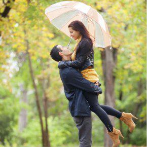couple-parapluie