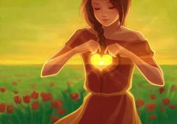 a femme coeur