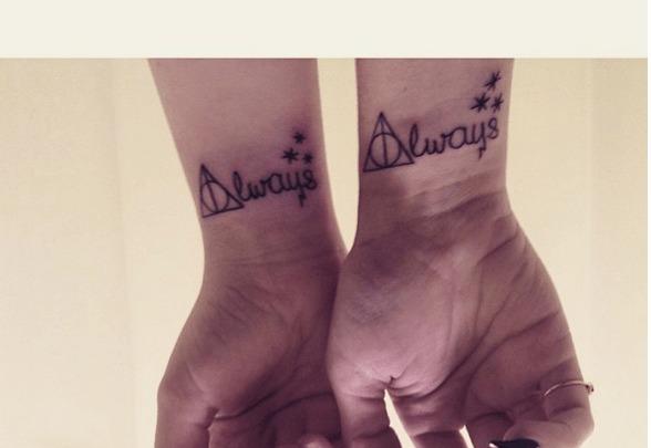 19 Tatouages Qui Scellent Une Vraie Et Belle Amitie La Preuve Que