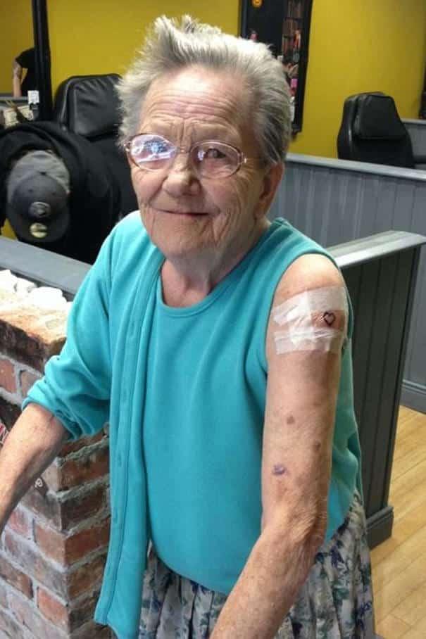 Granny 79 year - 4 3