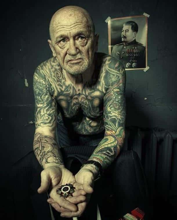 A Quoi Ressemblent Les Tatouages Quand On Est Vieux Ces 17