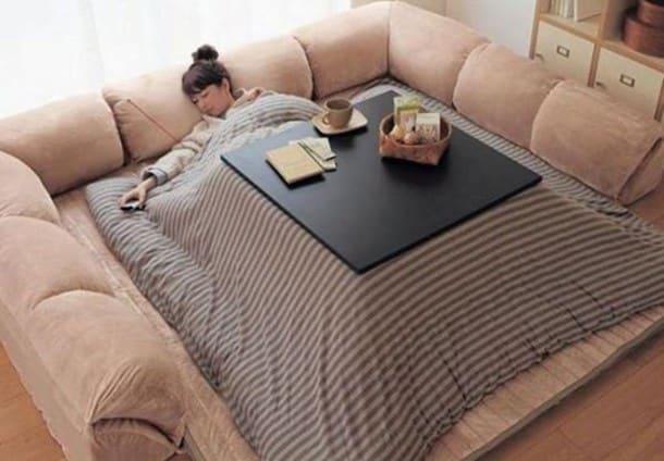 Canapé Géant voici le lit que tous les fans de grasse mat' et de sieste vont