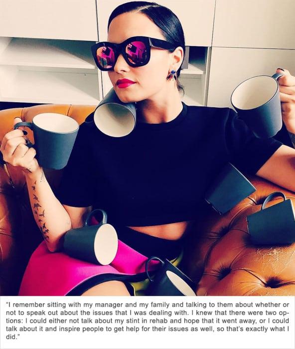Demi Lovato - Bipolaire