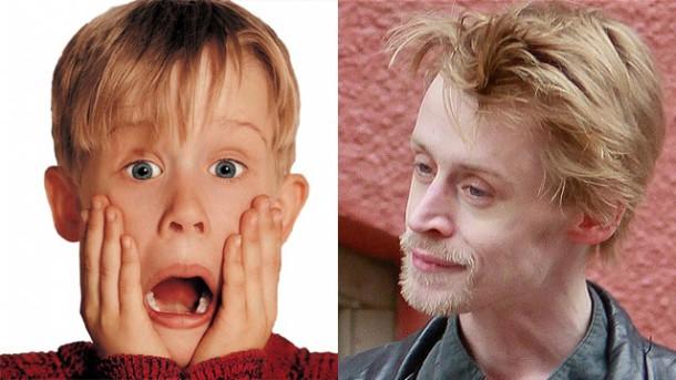 Macaulay Culkin - L&acteur n&a que 35 ans et pourtant, il en parait plus ! L&héroïne est passé par là...