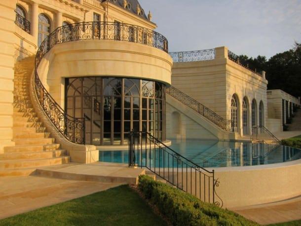 La maison la plus ch re du monde vient d 39 tre achet e et elle est situ e tout pr s de paris for Les maison de luxe