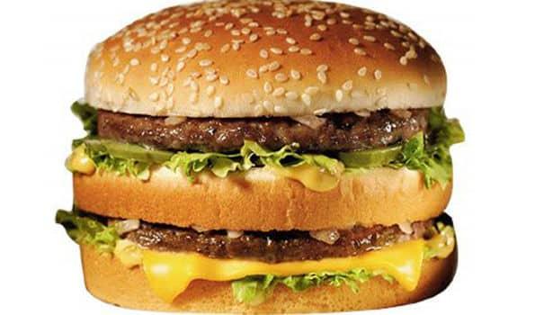 vaut il vraiment mieux prendre une salade plut t qu 39 un hamburger lorsqu 39 on va dans un fast food. Black Bedroom Furniture Sets. Home Design Ideas