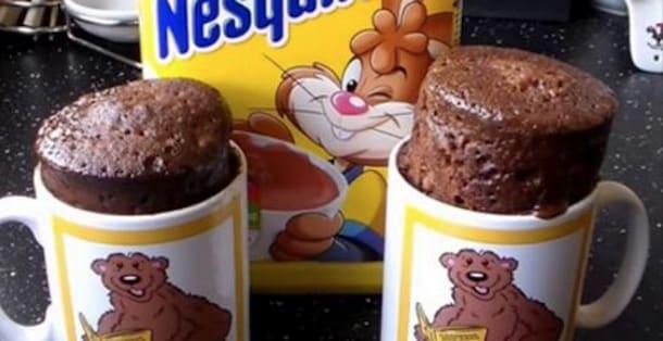 R alisez un g teau avec un mug en seulement 10 minutes parfait pour les gourmands press s - Gateau dans un mug ...