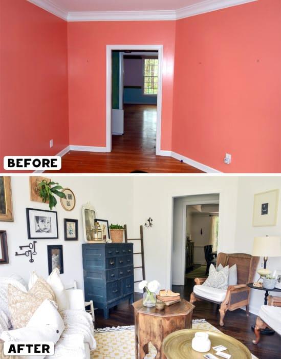 20 appartements avant / après ! Quand la déco transforme un intérieur !