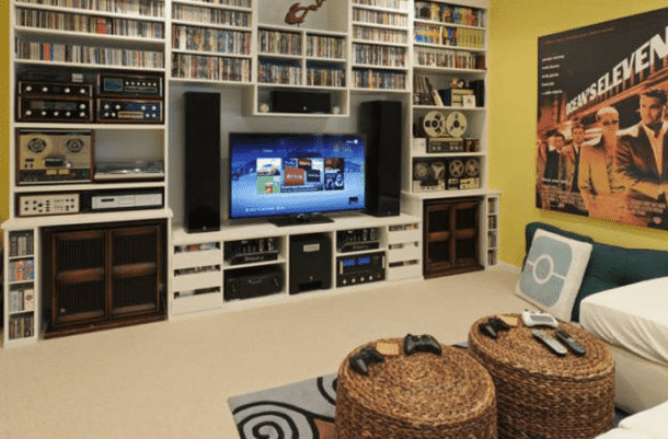 20 chambres de geeks vraiment tr s cools for Chambre gaming