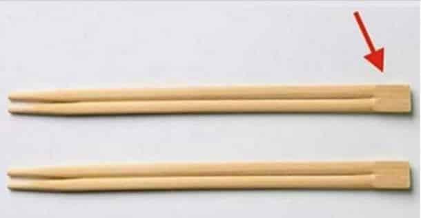 Vous ne savez sans doute pas quoi sert vraiment ce petit - Comment tenir des baguettes chinoises ...