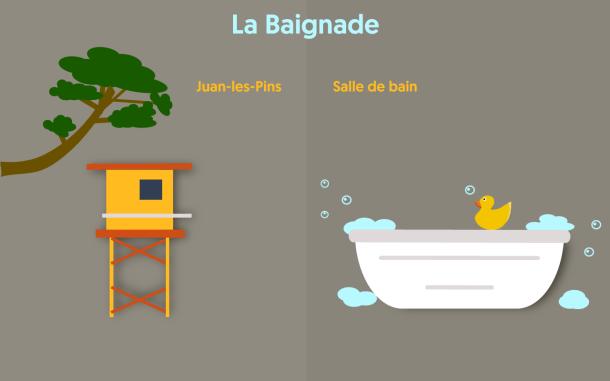 la-baignade