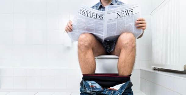 Refus du pot ou des wc pour les excrments Rsolu