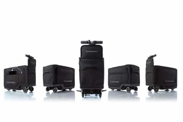 valise électrique