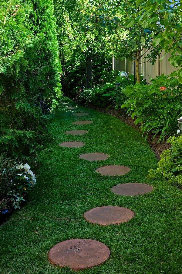 aujourd 39 hui c 39 est bricolage 20 all es de jardin qui vont vous faire r ver. Black Bedroom Furniture Sets. Home Design Ideas