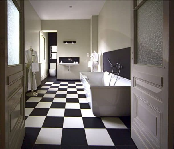 10 salles de bains en chambres d'hôtes